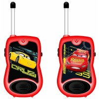 INTERCOMUNICADORES S/ FIOS 100M DISNEY CARS LEXIBOOK