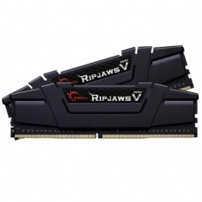 16GB DDR4 3200 MEM RAM (2x8GB) CL16 G.SKILL RIPJAWS V BLACK