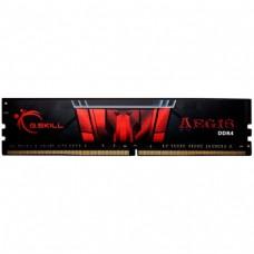 16GB DDR4 3000 MEM RAM (1x16GB) CL16 G.SKILL AEGIS BLACK
