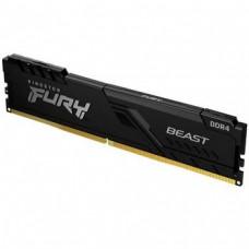 16GB DDR4 3200 MEMORIA RAM (1X16GB) CL16 KING FURY BEAST BLACK