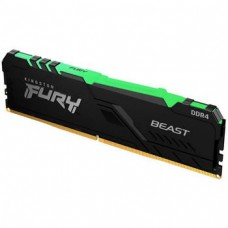 16GB DDR4 3200 MEMORIA RAM (1X8GB) CL16 KING FURY BEAST RGB