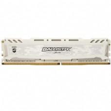 16GB DDR4 3200 MEM RAM (1X16GB) CL16 BALLISTIX SPORT LT WH