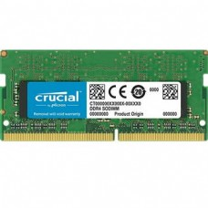 16GB DDR4 2400 MEMORIA SO-DIMM (1X16GB) CL17 CRUCIAL DR