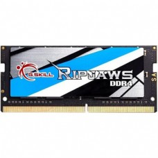 16GB DDR4 2666 MEMORIA SO-DIMM (1X16GB) CL19 G.SKILL RIPJAWS