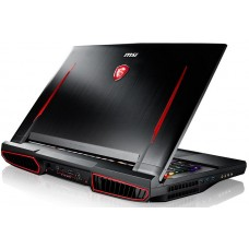 "MSI GT63 TITAN 8RG COFFEELAKE I7-8750H 4.1GHZ 15.6"" FHD NVIDIA GEFORCE GTX1080 WINDOWS 10"