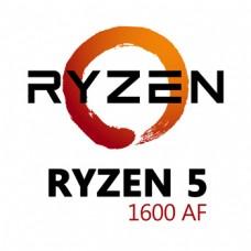 AMD AM4 RYZEN 5 1600 AF 3.2 A 3.6GHZ 19MB 6C12T 65W BOXOEM