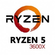 AMD AM4 RYZEN 5 3600X 3.8 A 4.4GHZ 35MB 6C12T 95W BOX OEM