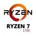 AMD AM4 RYZEN 7 1700 3.0 A 3.7GHZ 20MB 8C16T 65W BOX OEM