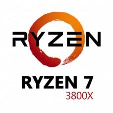 AMD AM4 RYZEN 7 3800X 3.9 A 4.5GHZ 36MB 8C16T 105W BOX OEM