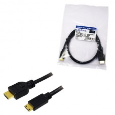CABO LOGILINK CH0023 HDMI 1.4 TIPO A MINIC M/M 2M