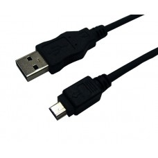 CABO LOGILINK CU0015 USB2 TIPO A MINIB M/M 3M