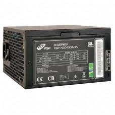 FSP FONTE 88PLUS 700W 51.7A/12V SINGLE RAIL BULK PRETO