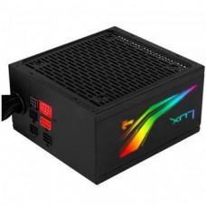 AEROCOOL FONTE ALIMENTACAO BRONZE LUX RGB 750M 750W 50A/12V