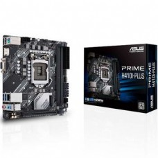 MOTHERBOARD PRIME H410I-PLUS, 2DDR4, D-SUB/HDMI, M.2 PCIE