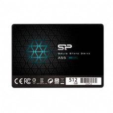 SSD 2.5P SILICON POWER A55 128GB, 560/530MBPS 3D TLC NAND