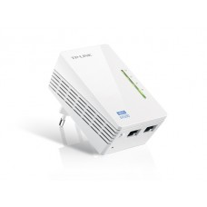 ADAPTADOR POWERLINE TP-LINK 500MBPS ACCESS POINT 300MBPS TL-WPA4220