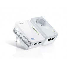 KIT POWERLINE TP-LINK TL-WPA4226KIT 500MBPS ACCESS POINT 300MBPS TL-WPA4226 + TL-PA4020P SCHUCKO