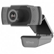 WEBCAM NTECH C930N FULL HD 1080P, 30FPS, MIC. - USB